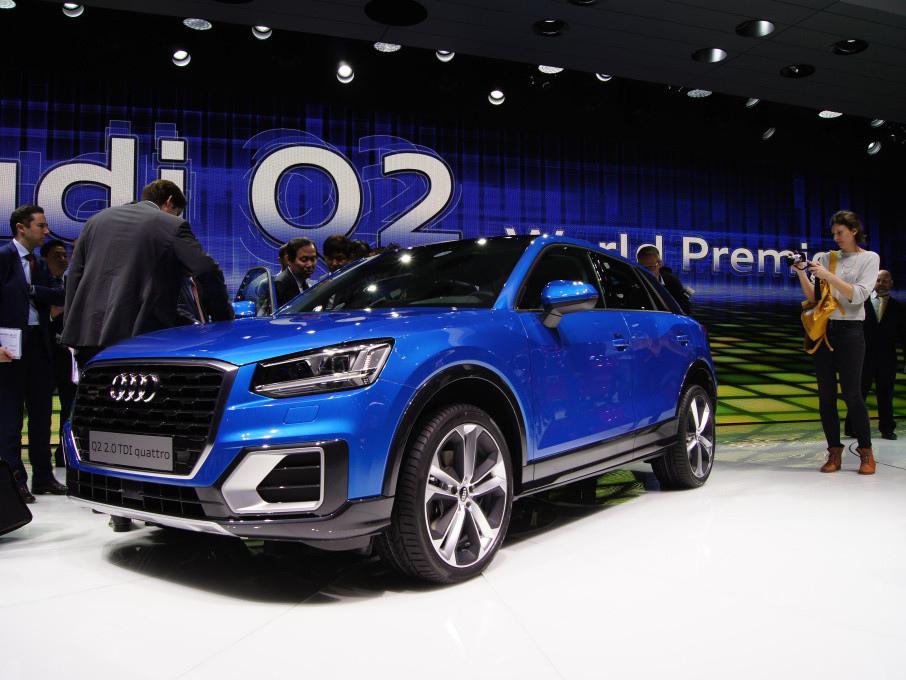 Ženevský autosalon 2016 živě - novinky a světové premiéry