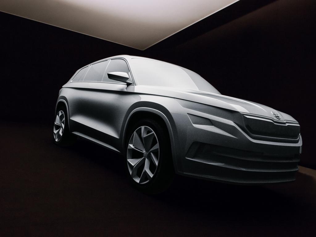 Hliněný model VisionS Škoda vystavuje ve svém muzeu