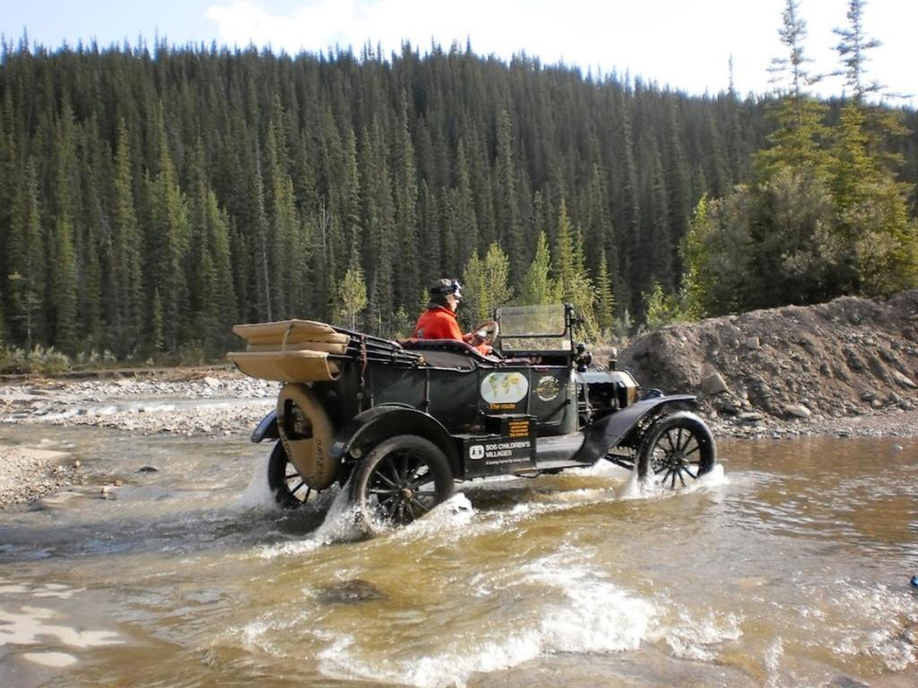 Ford Model T na cestě kolem světa