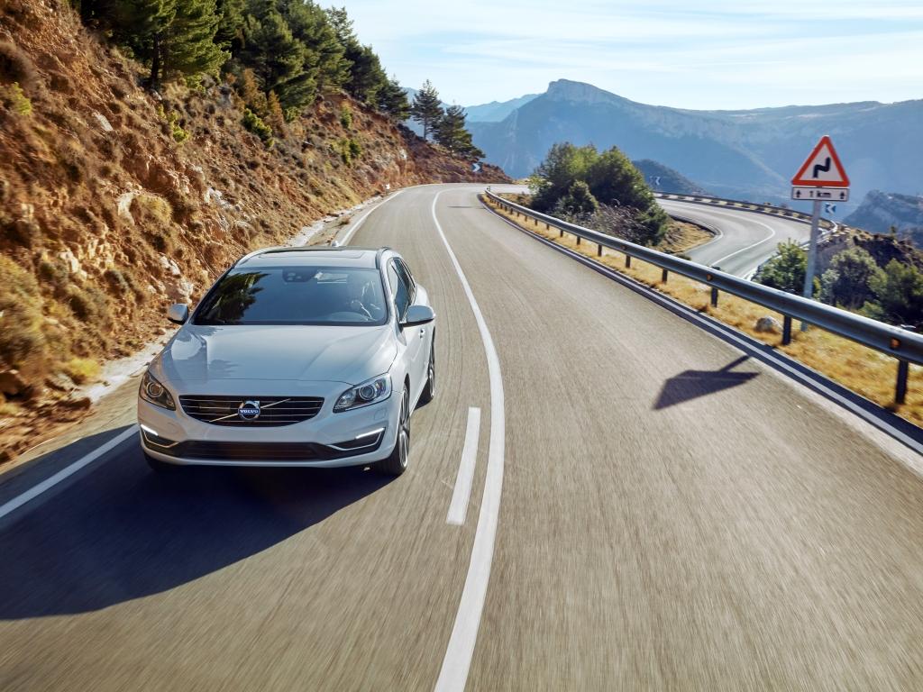 Volvo S60 a Volvo V60 v nové speciální edici