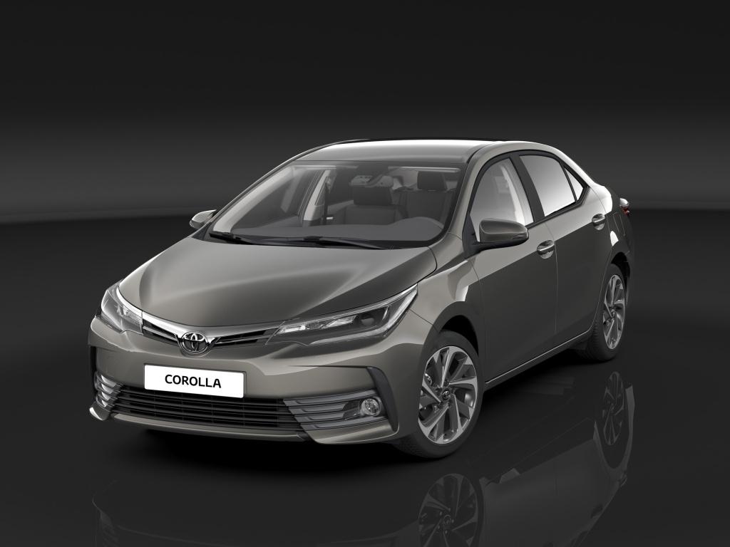Nová Corolla bude reprezentativnější a bezpečnější
