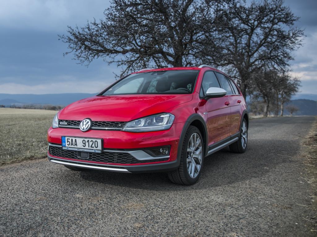 Test: VW Golf Alltrack 2.0 TDI 4Motion MT – čekat se vyplácí