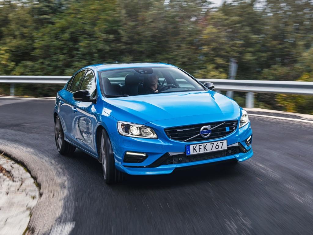 Volva S60 a V60 Polestar již v létě od 1,6 milionu Kč