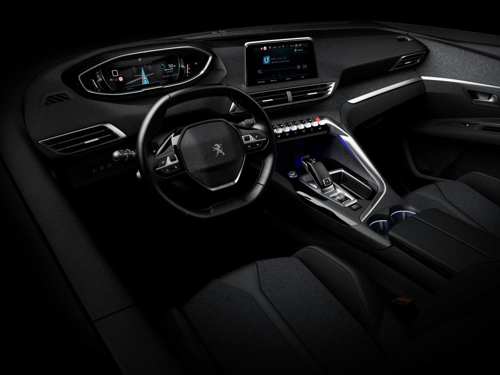 Peugeot představil novou podobu interiérů i-Cockpit