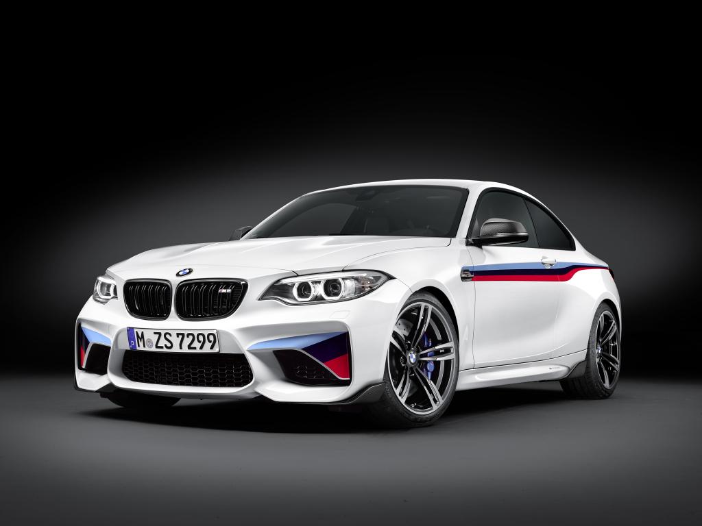 BMW představilo nové příslušenství M Performance pro většinu modelů