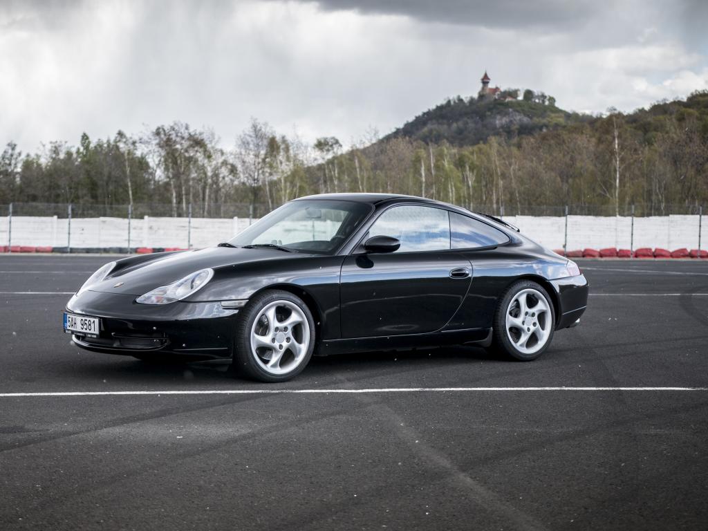 Test ojetiny: Porsche 911 Carrera (996) – Být naživu!