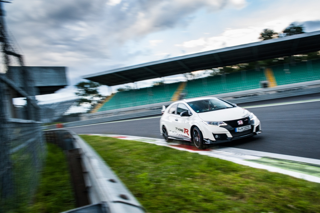 Honda Civic Type-R rekords