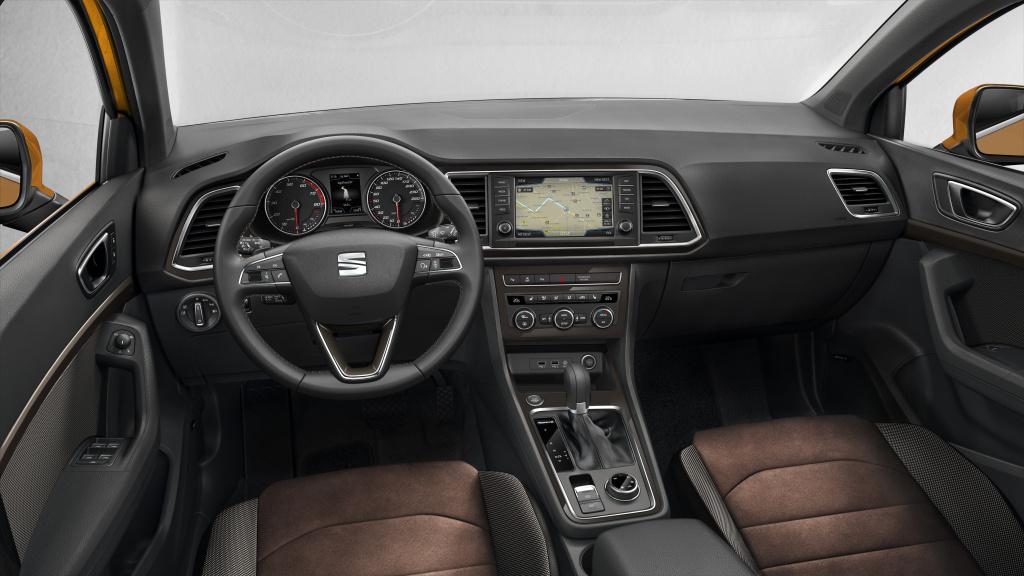 Seat Ateca interior