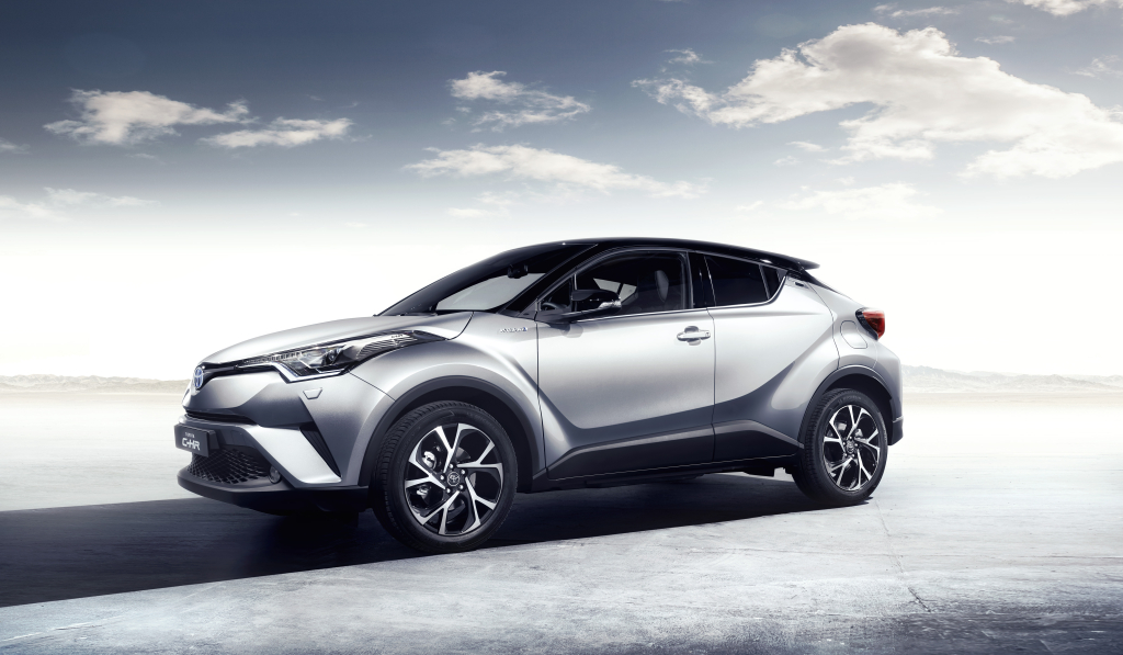 new model Toyota C-HR