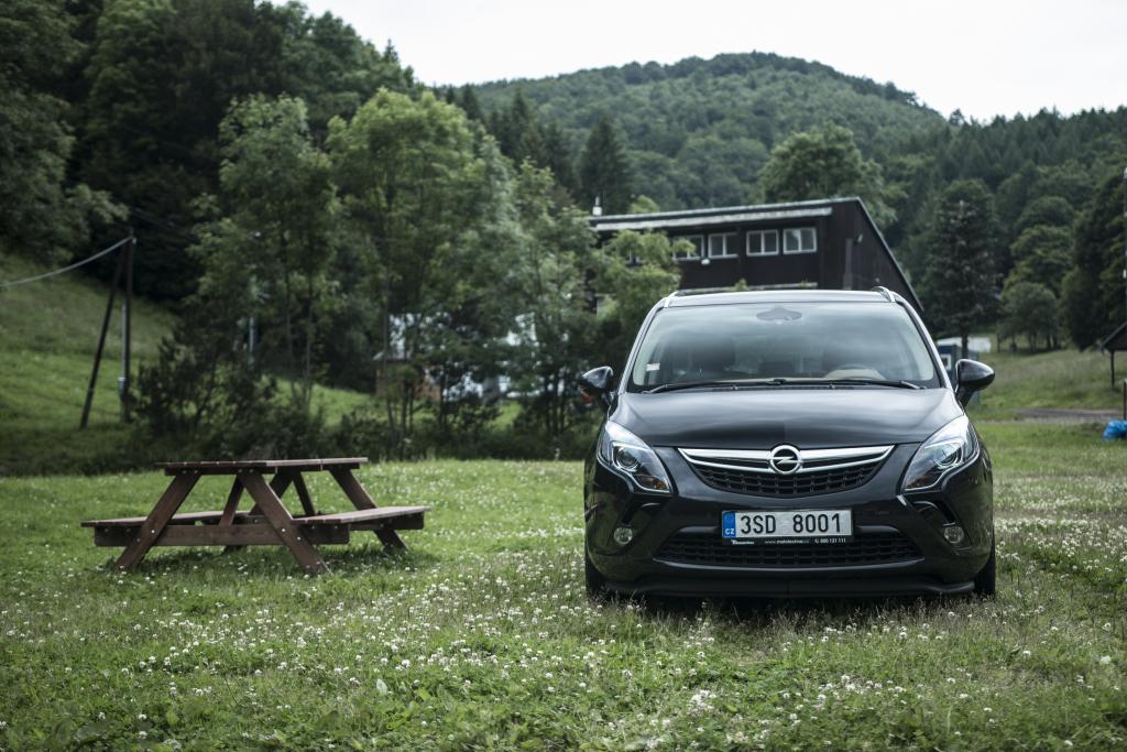 Opel Zafira bazar