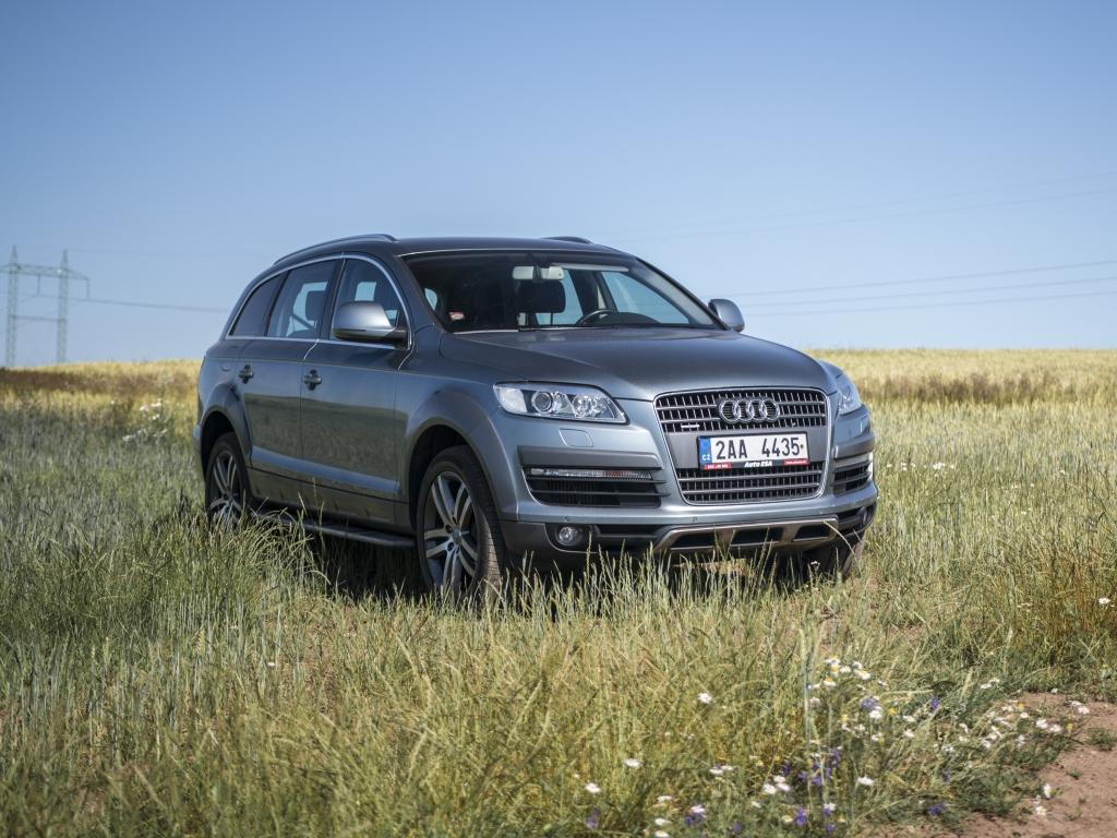 Test ojetiny: Audi Q7 3.0 TDI – přezrálé ovoce