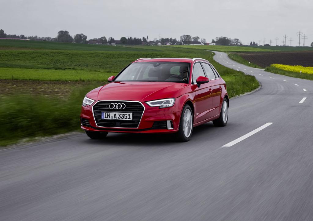nové Audi A3