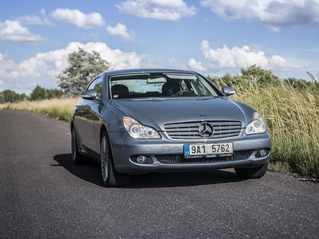Test ojetiny: Mercedes-Benz CLS 320 CDI – šlechta v ceně proletariátu