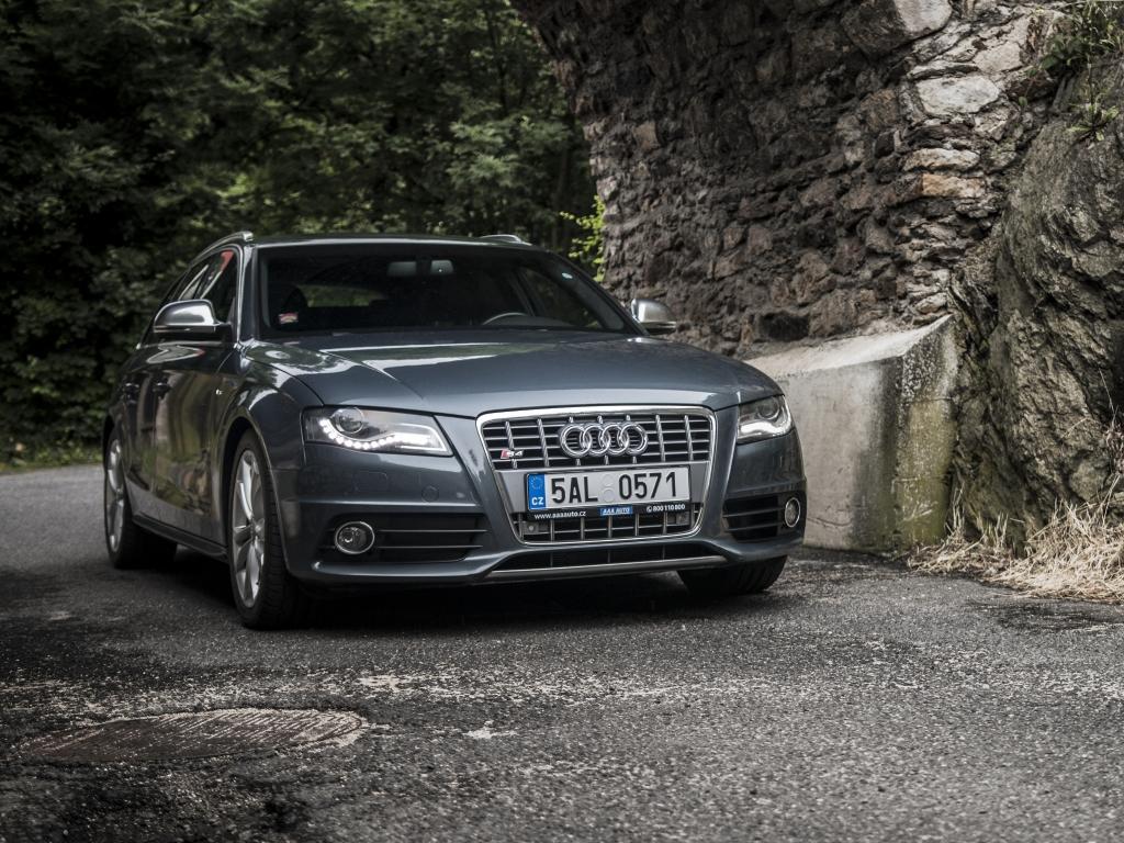Test ojetiny: Audi S4 Avant – každodenní dávka štěstí