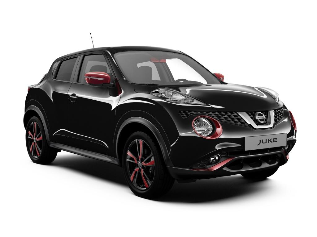 Nissan Juke nově ve verzi Dynamic Edition