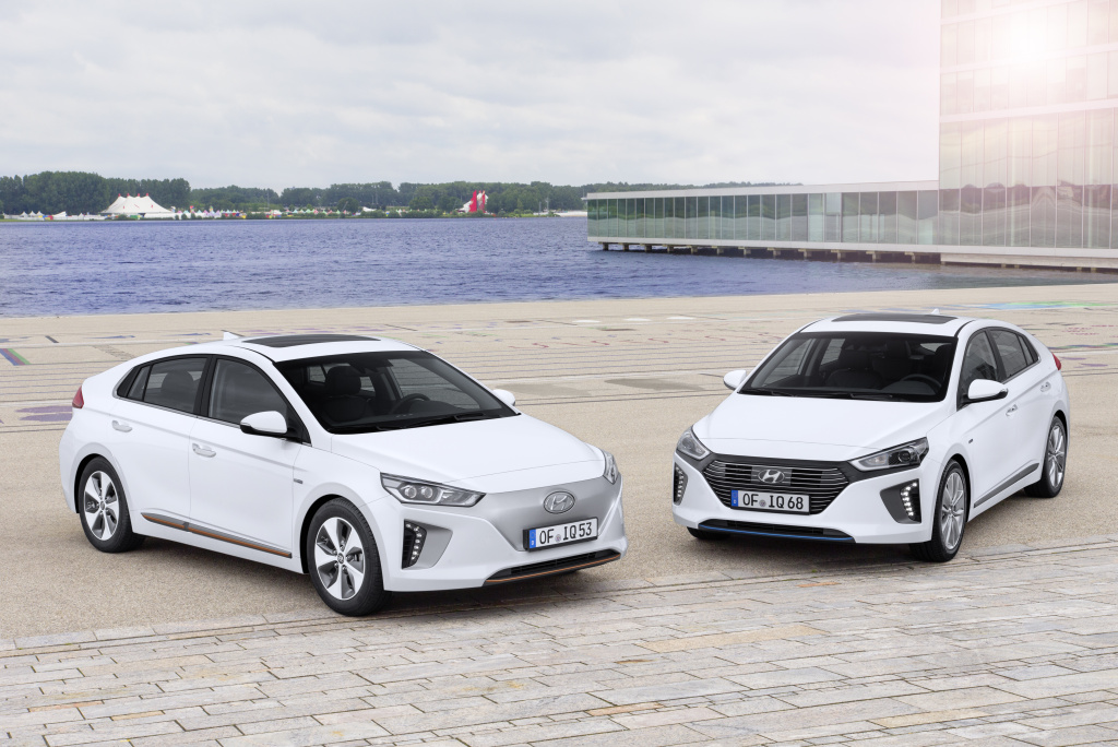 new model Hyundai Ioniq