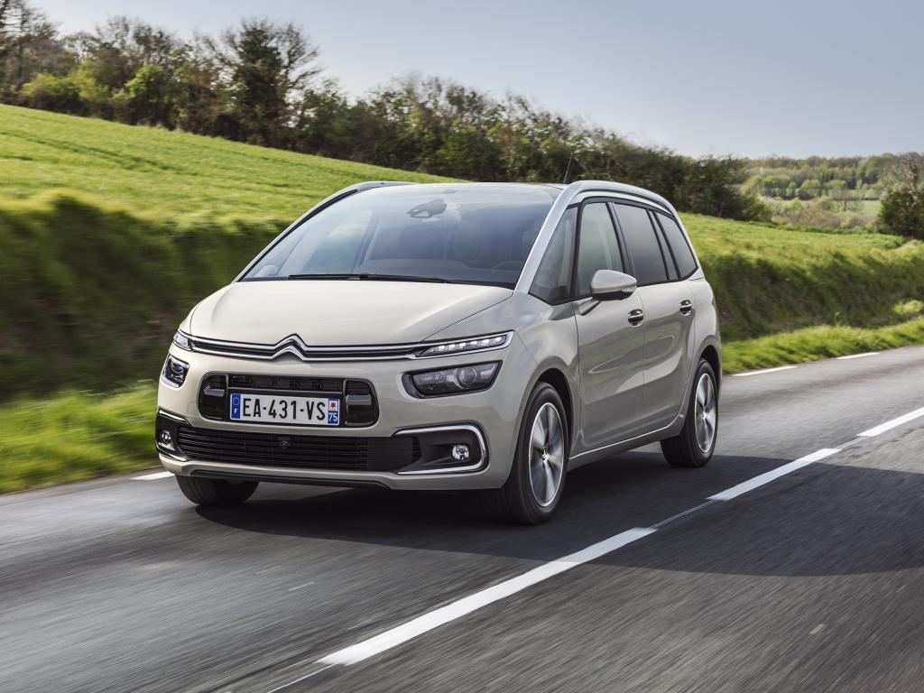 Citroën C4 Picasso má po modernizaci české ceny