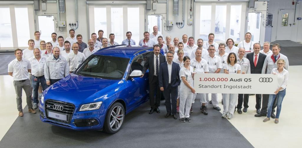 Audi Q5 jubileum