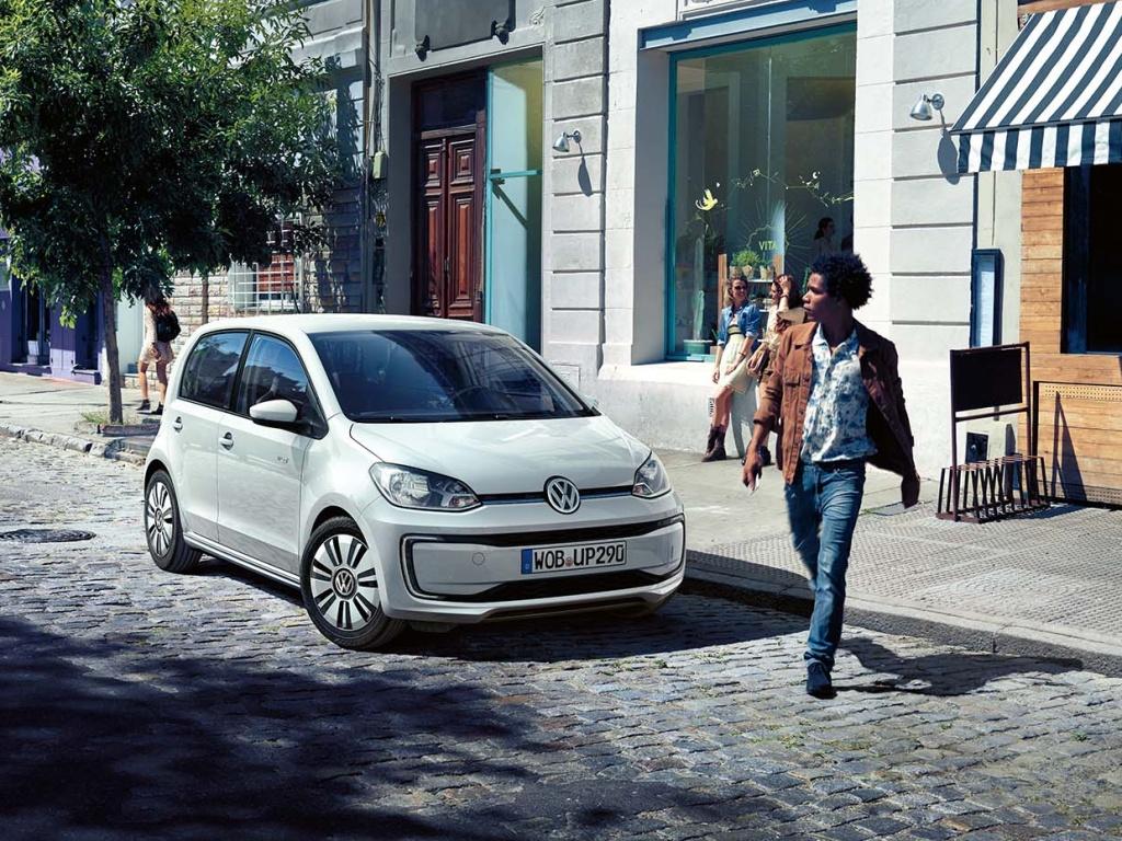 Nový Volkswagen e-up! lze již objednávat