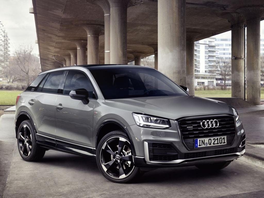 Audi Q2 nově ve sportovní edici Edition #1