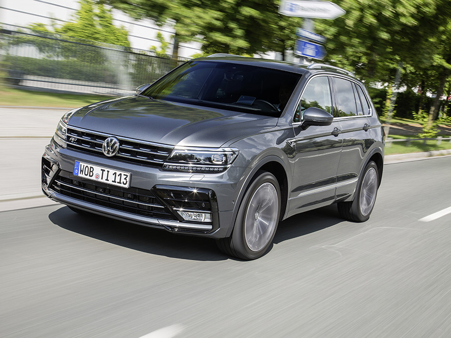 Volkswagen Tiguan dostal vrcholný dvoulitr TSI a diesel BiTDI