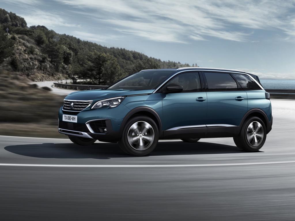 Nový Peugeot 5008 se ukáže v Paříži, v prodeji na jaře 2017