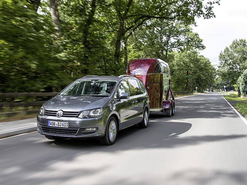 Volkswagen Sharan přichází s vrcholným motorem a pohonem všech kol