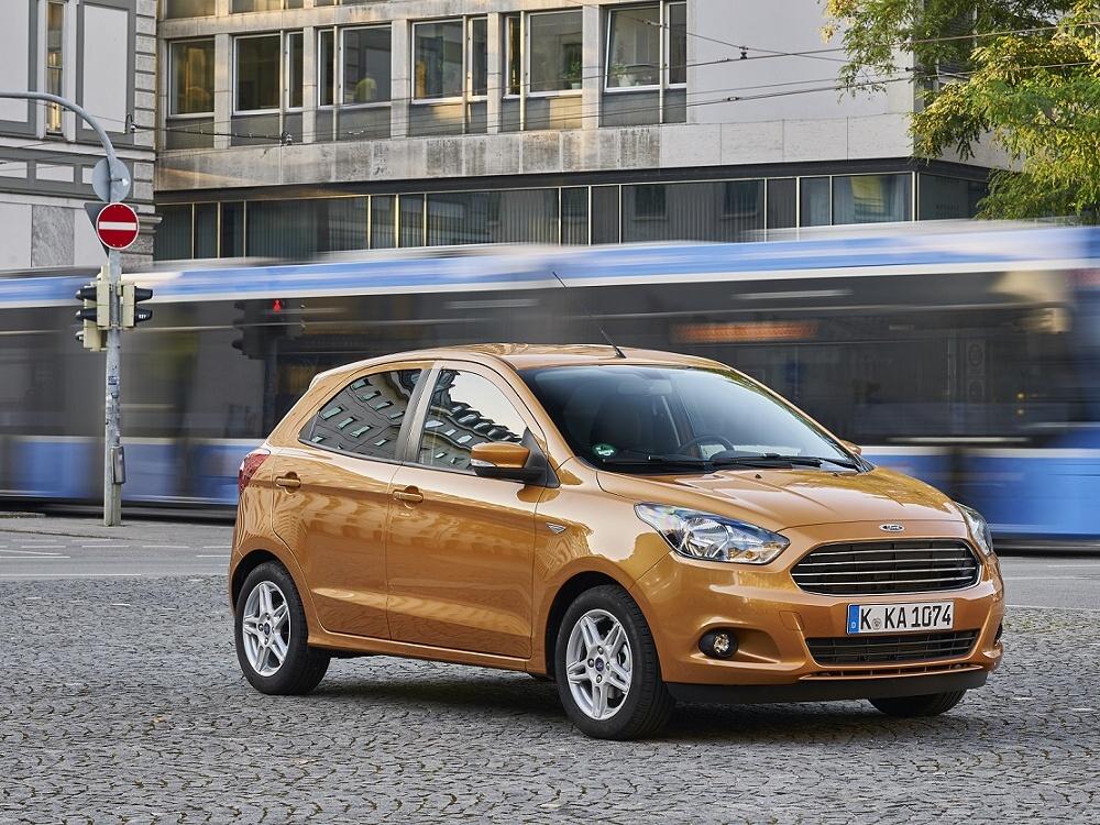 Ford KA+ v prodeji od října za 288.900 Kč