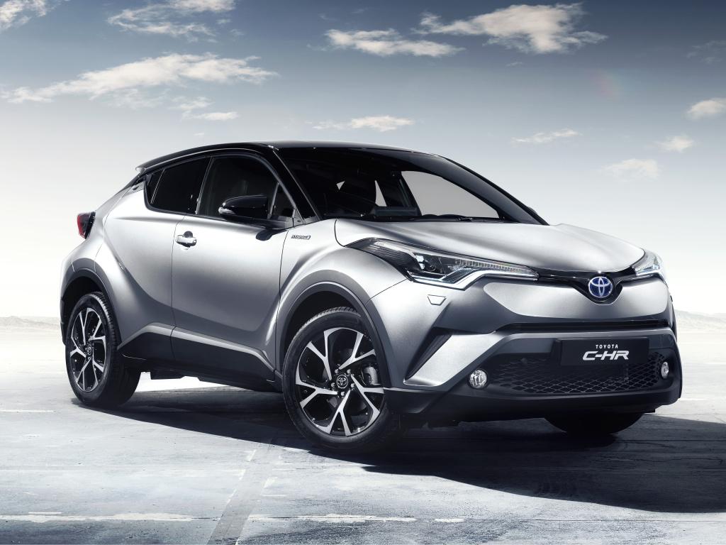 Prodej nové Toyoty C-HR spuštěn, české ceny začínají na 489.900 Kč