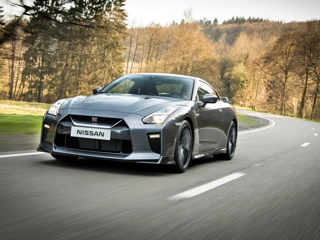 Nový Nissan GT-R má české ceny, připravte si 2,6 milionu korun