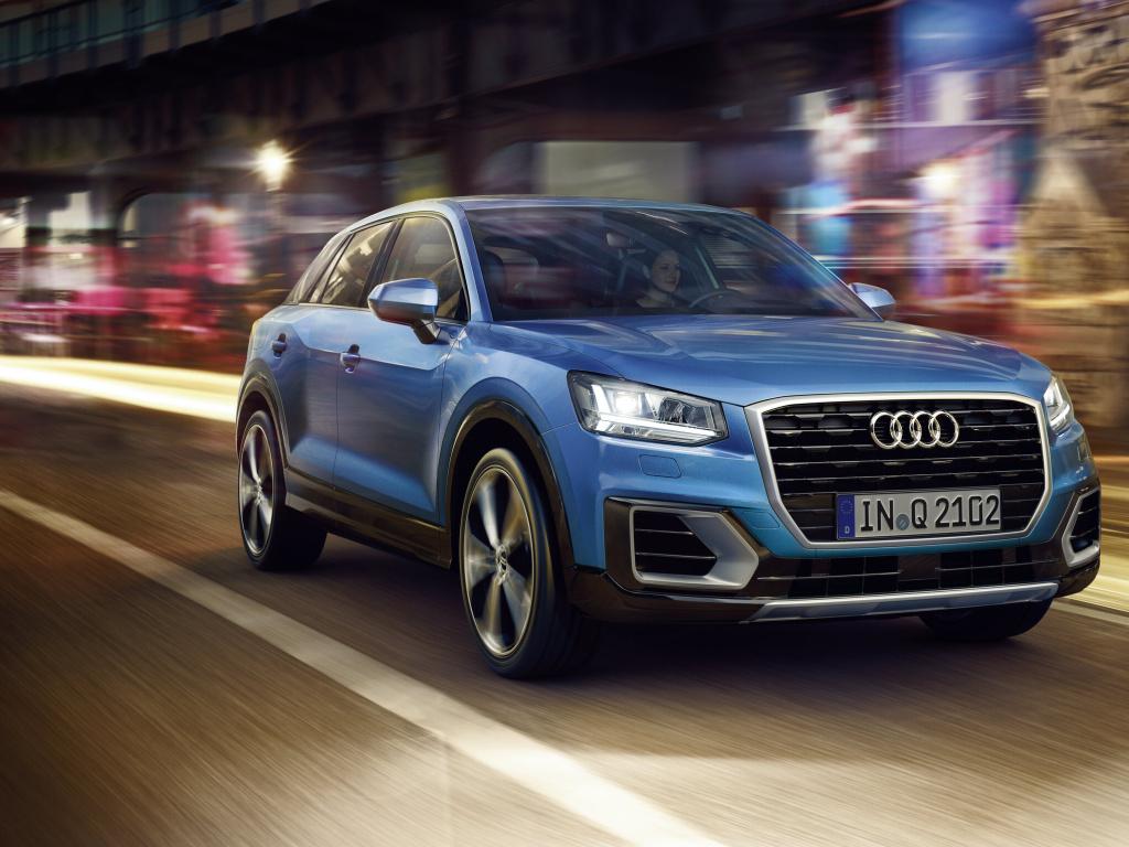 Předprodej Audi Q2 zahájen, cena od 584.900 Kč