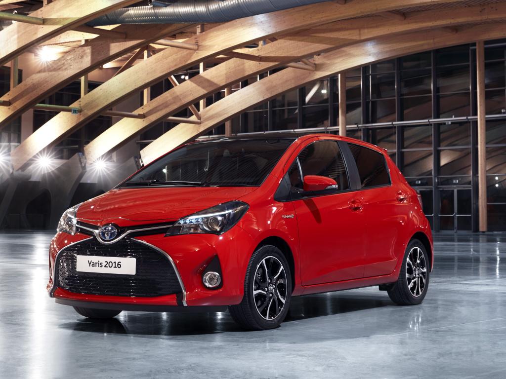 Některé modely Toyota nově v akční výbavě Limited