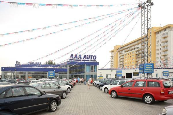 AAA AUTO Bratislava - 3 045 prodaných automobilů za čtyři měsíce