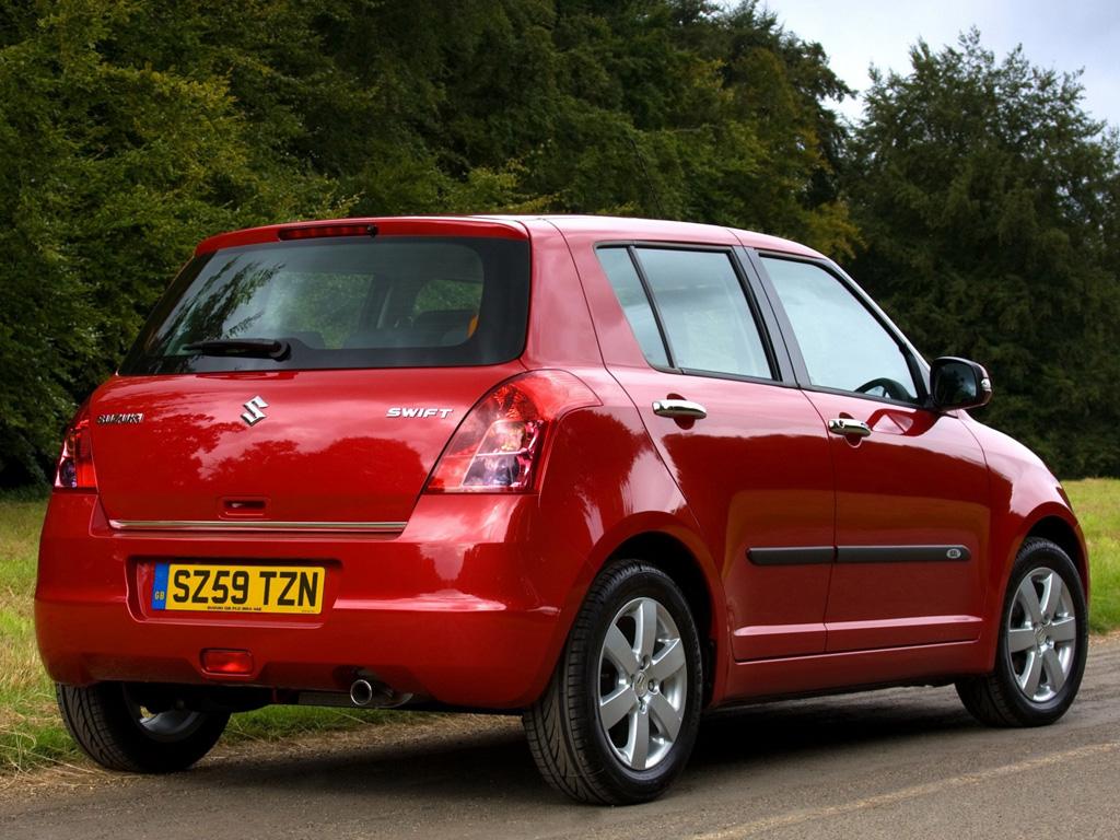 Akce: Suzuki Swift od 199.900,-