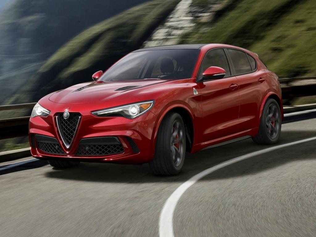Alfa Romeo Stelvio Quadrifoglio je rychlé jako supersport