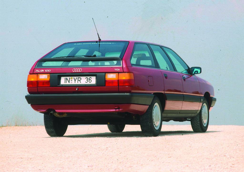 Audi: 20 let motorů TDI