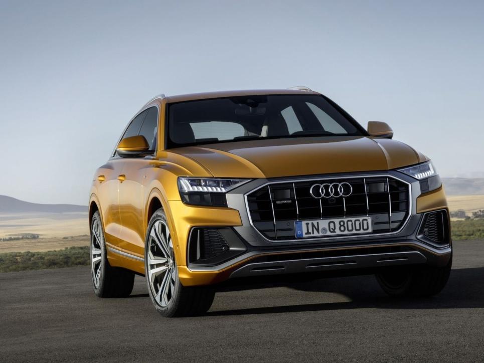 Audi Q8 má českou cenu, dva miliony stačí