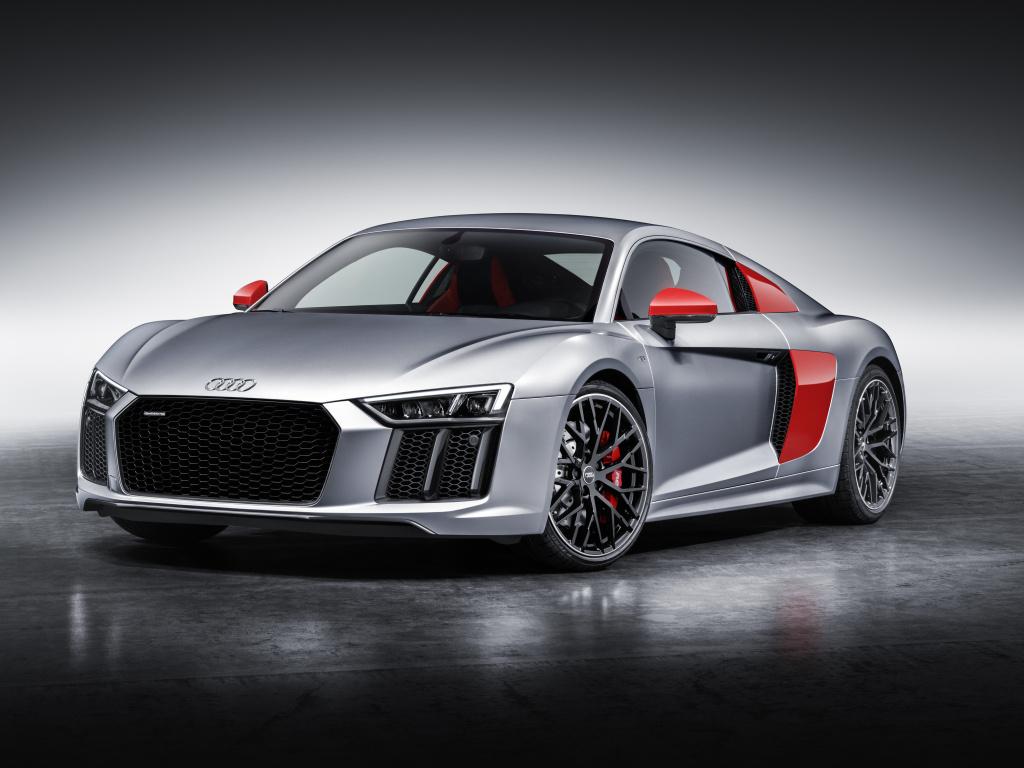 Audi R8 Coupé Edition - 200 vozů v barvách Audi Sportu