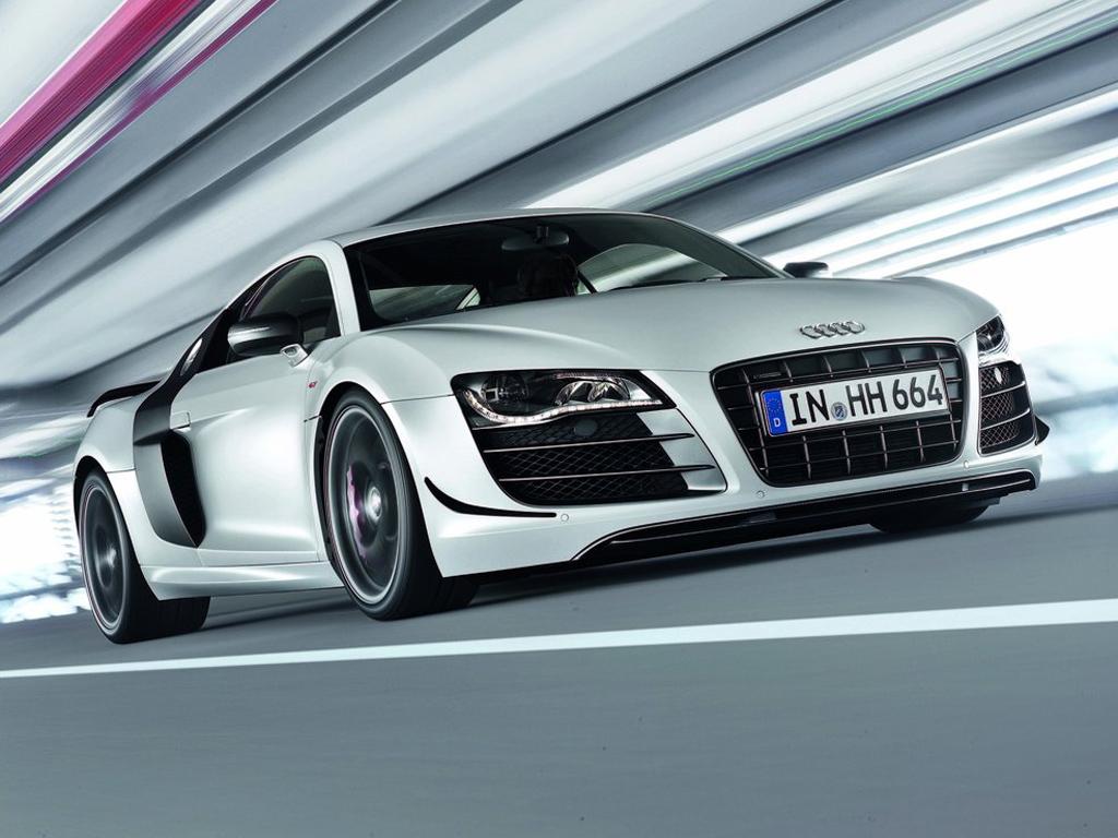 Audi R8 GT: extrémně lehká konstrukce a ještě vyšší výkon