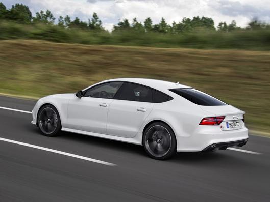 Audi RS 7 Sportback zamířilo na český trh
