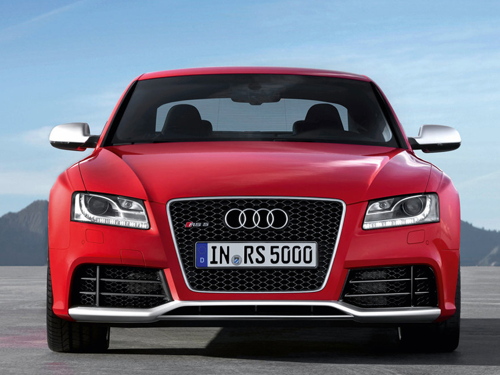 Audi RS5: Jde to i bez turba