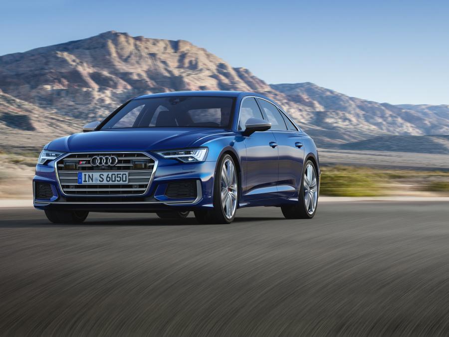 Audi S6 a S7 poprvé ve verzích TDI s elektricky poháněným dmychadlem