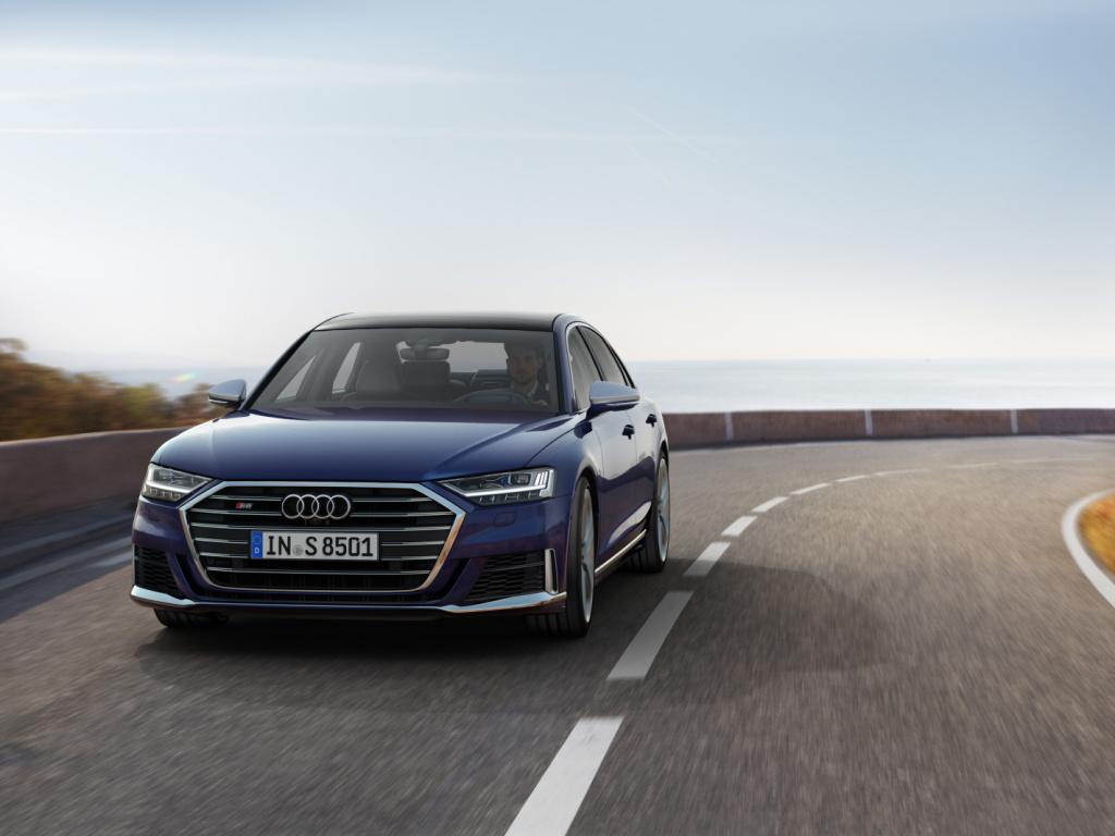 Audi S8 s motorem 4.0 TFSI bude hodně rychlé
