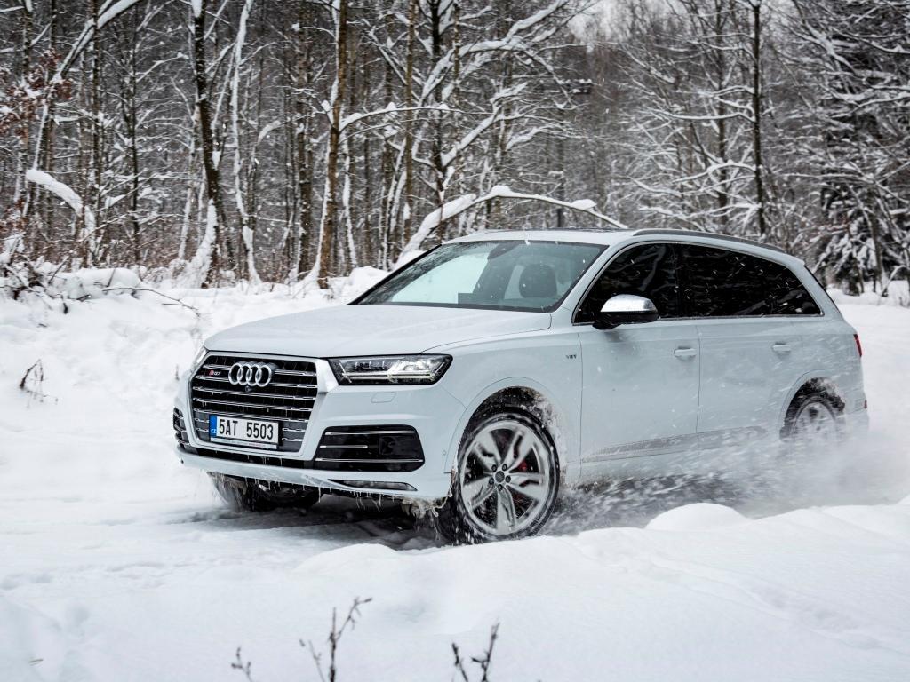 Test: Audi SQ7 4.0 biTDI – Světová extratřída! (+video)