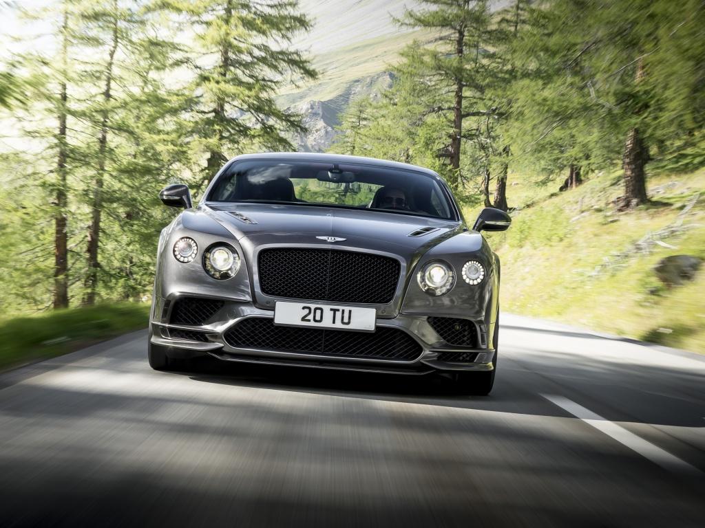 Bentley Continental Supersports je králem čtyřmístných kupé
