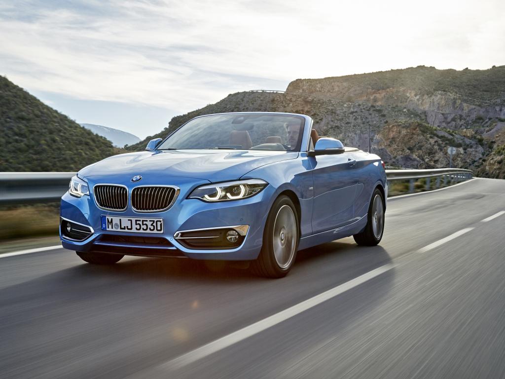 Připravte se na léto - BMW 2 Coupé a Cabrio jsou tady