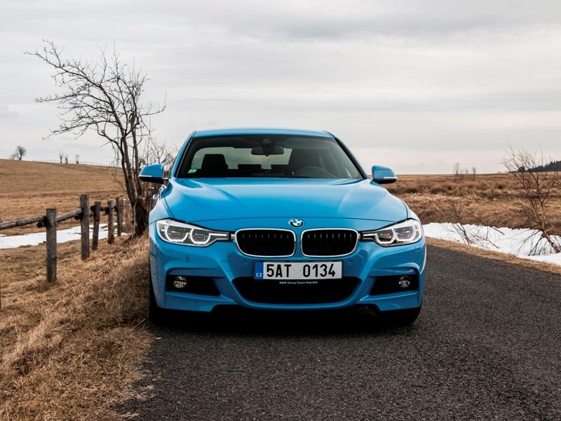 Test: BMW 330i - potomek atmosferických šestiválců