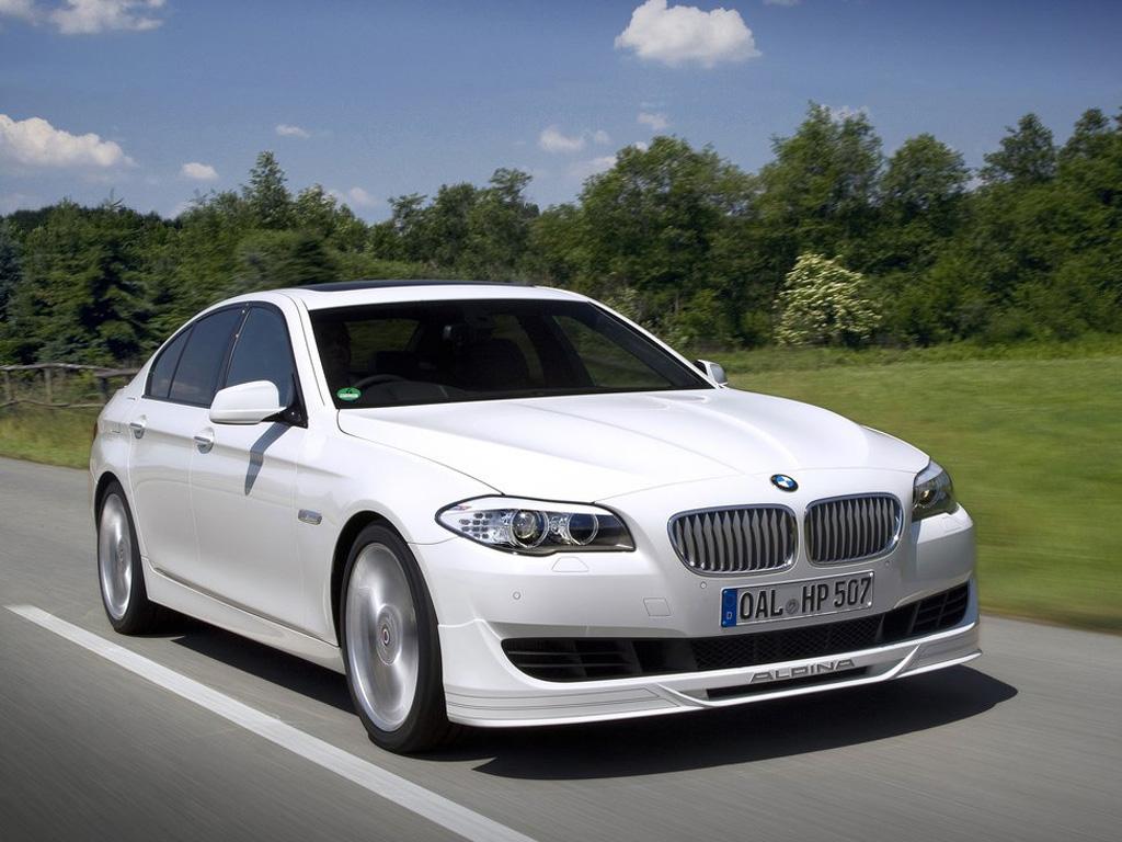 BMW Alpina B5 Biturbo: došlo i na novou pětku