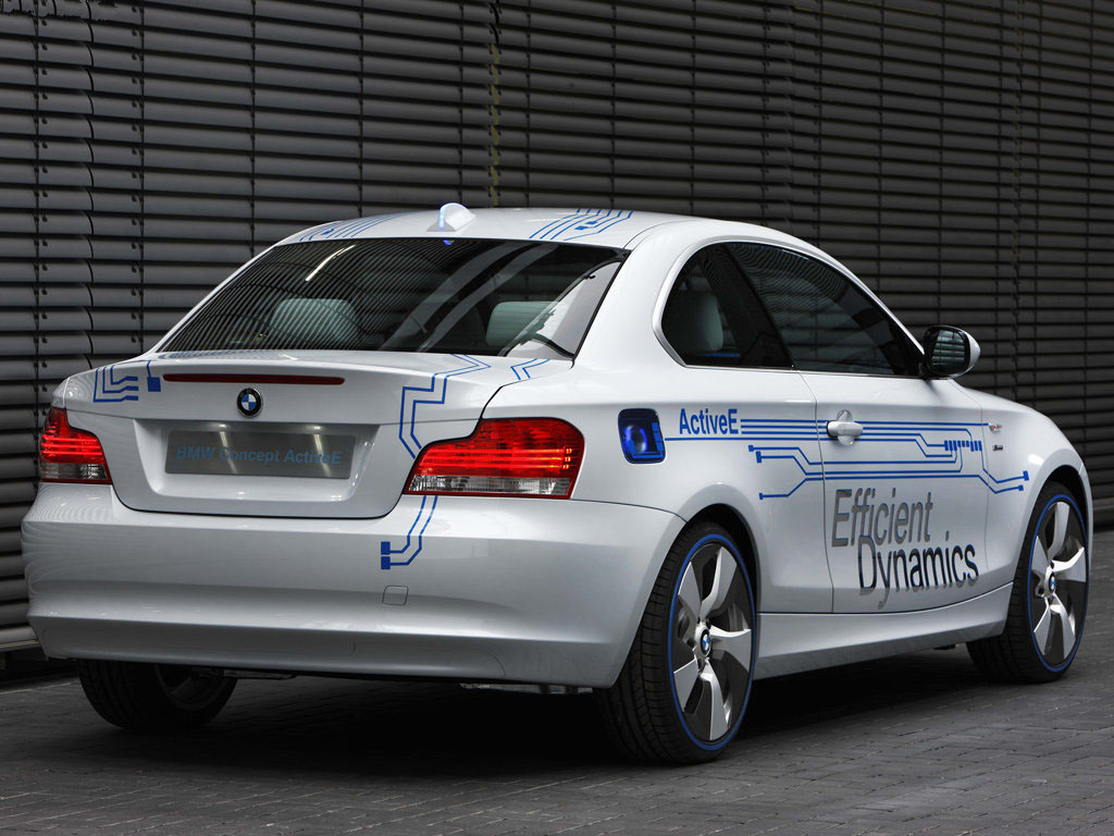 BMW dráty nepodceňuje: Sériový elektromobil do pěti let