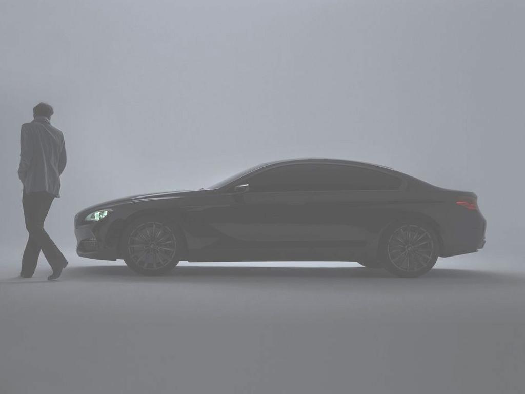 BMW Gran Coupe Concept: Chystá se něco velkého...
